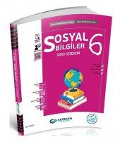 6. Sınıf Sosyal Bilgiler Soru Gezegeni Gezegen Yayınları