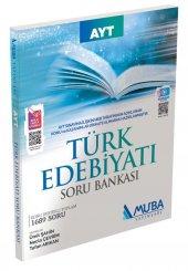 AYT Türk Dili ve Edebiyatı Soru Bankası Muba Yayınları
