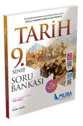 9. Sınıf Tarih Soru Bankası Muba Yayınları
