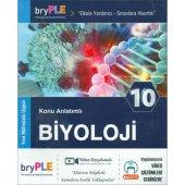 10. Sınıf Biyoloji Konu Anlatımlı Birey PLE