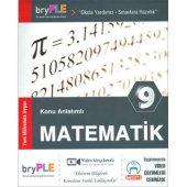 9. Sınıf Matematik Konu Anlatımlı Birey PLE