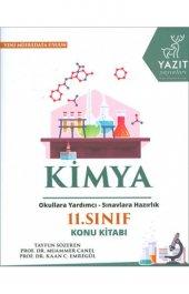 11. Sınıf Kimya Konu Kitabı Yazıt Yayınları