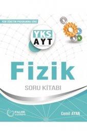 YKS AYT Fizik Soru Kitabı Palme Yayınevi