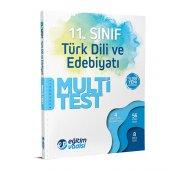 11. Sınıf Türk Dili Ve Edebiyatı Multi Test Eğitim Vadisi
