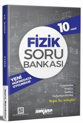 10. Sınıf Fizik Soru Bankası Ankara Yayıncılık