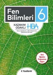 6. Sınıf Fen Bilimleri Kazanım Odaklı HBA Tudem Yayınları