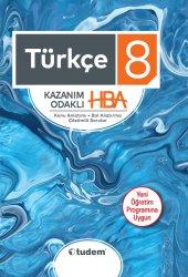 8. Sınıf Türkçe Kazanım Odaklı HBA Tudem Yayınları
