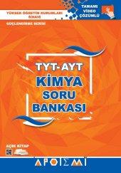 TYT AYT Kimya Tamamı Video Çözümlü Soru Bankası Apotemi Yayınları