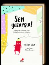 Erdem Yayınları Sen Yazarsın