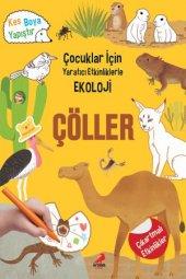 Erdem Yayınları Çöller Çocuklar İçin Etkinliklerle Ekoloji
