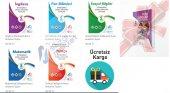 4 Adım 5.sınıf Konu Anlatımlı Set Tüm Dersler Soru Bankası Hediye
