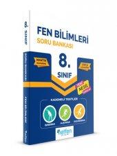 Netfen 8. Sınıf Fen Bilimleri Soru Bankası