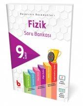 Basamak Yayınları 9. Sınıf Fizik Soru Bankası