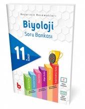 Basamak Yayınları 11. Sınıf Biyoloji Soru Bankası