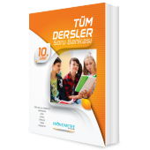 10. Sınıf Tüm Dersler Soru Bankası Kronometre Yayınları