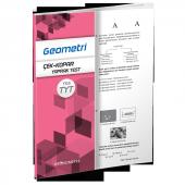 Tyt Ayt Geometri Yaprak Test Doy (Doğru Orantı Yayınları)