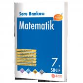 7. Sınıf Matematik Soru Bankası 4 Adım Yayınları