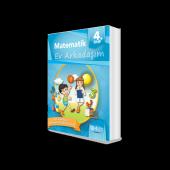 4. Sınıf Matematik Ev Arkadaşım 4 Adım Yayınları