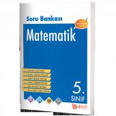 5. Sınıf Matematik Soru Bankası 4 Adım Yayınları