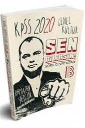 Benim Hocam Yayınları 2020 Kpss Genel Kültür...