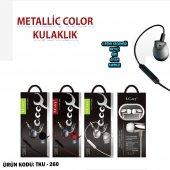 Metallic Color Kulaklık