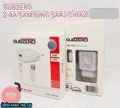 Subzero 2.4a Samsung Şarj Cihazı