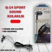 Q 14 Sport Sound Kulaklık