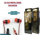 Sj 310 Metal Bass Kulaklık