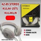Az 89 Stereo Kulak Üstü Kulaklık