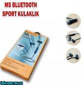 M5 Buetooht Sport Kulaklık