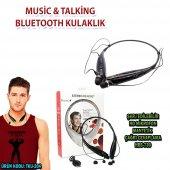 Music & Talking Bluetooth Kulaklık