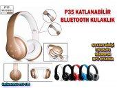 P35 Katlanabilir Bluetooth Kulaklık