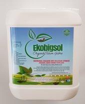 Ekobigsol %100 Organik Sıvı Solucan Gübresi (Konsantre) 5 Lt