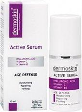 Dermoskin Active Face Serum 15ml Age Defense