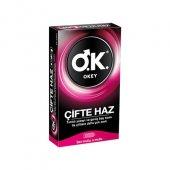 Okey Prezervatif Çifte Haz