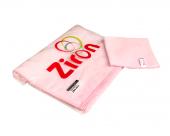 Ziron Mikrofiber Kalın Dokulu Temizlik Bezi Pembe 40x40 10 Lu