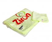 Ziron Mikrofiber Kalın Dokulu Temizlik Bezi Sarı 40x40 10 Lu