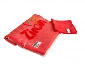 Ziron Mikrofiber Kalın Dokulu Temizlik Bezi Kırmızı 40x40 10 Lu