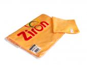 Ziron Mikrofiber Kalın Dokulu Temizlik Bezi Turuncu 40x40 10 Lu