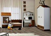 Vegas Montessori Yatak Genç Odası Takımı