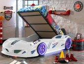 Arabalı Yatak , Beyaz Jaguar Bazalı Arabalı Yatak , Setay