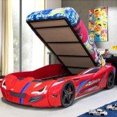 Arabalı Yatak , Mersedes Bazalı Arabalı Yatak