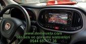 Fiat Doblo Yeni Kasa Navigasyon*dvd*usb*bluetooth*hd Kamera
