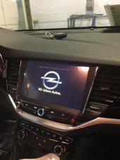 Opel Astra K Navigasyon Dvd Usb Bluetooth Kamera Orjinal