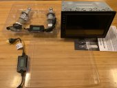 Universal Duble Din Miror Link İphone Usb Bluetoth+led Far Hediye