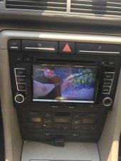 Audı A4 Navigasyon Dvd Usb Bluetooth Hd Kamera Hediye