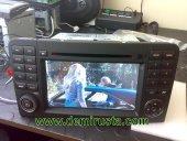 Mercedes Ml Navigasyon*dvd*usb*bluetooth*hd Kamera Hediye