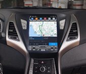 Hyundaı Elentra Tesla Android Navigasyon*dvd*bluetooth*hd Kamera