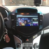 Chevrolet Cruze Android Navigasyon*dvd*usb*bluetooth*hd Kamera He
