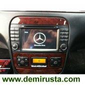 Mercedes S Class Navigasyon*dvd*usb*bluetooth*hd Kamera Hediye